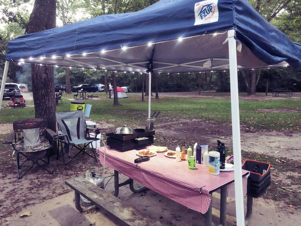 camping at montauk state park