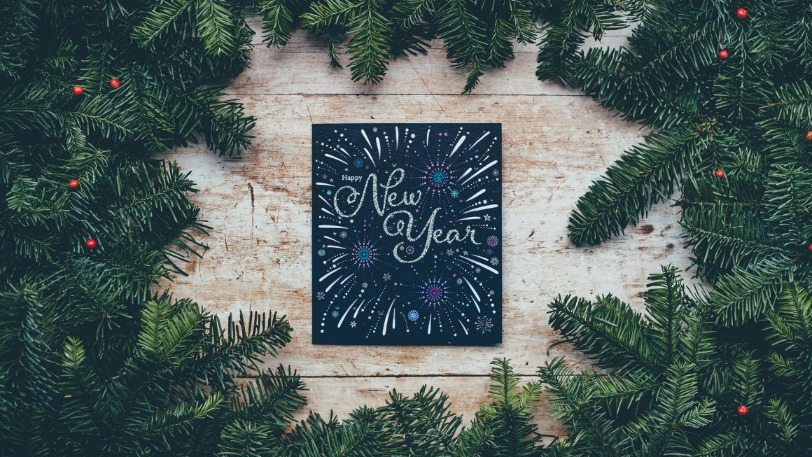 Happy New Year! Amor et Vita is 1 and a Look Back on 2020