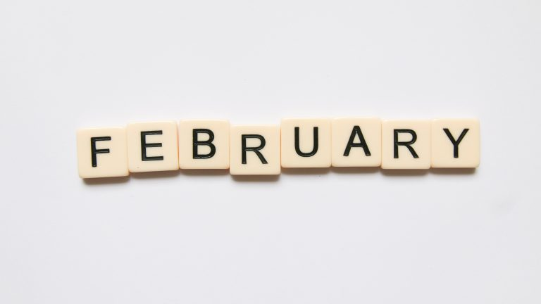 Hey February! What's New on the blog for February