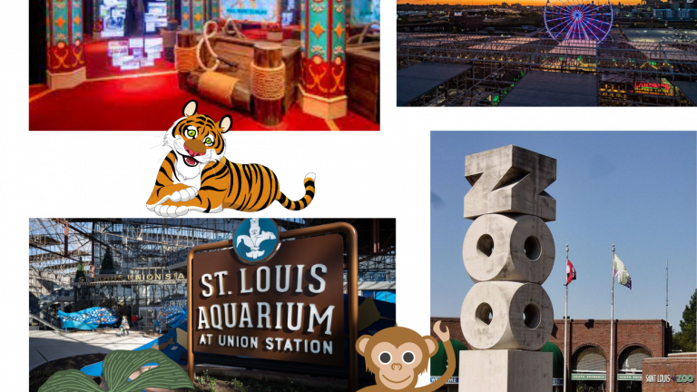 Vacation Staycation-St. Louis Part 3
