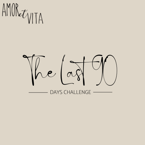 The Last 90 Days Challenge 2021